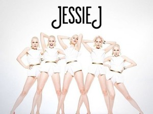 Jessie J 'It's My Party' single cover.