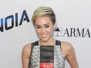 US premiere of PARANOIA Miley Cyrus, Proenza Schouler