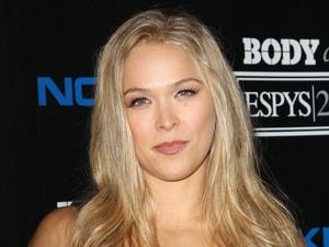 Ronda Rousey at ESPN 'Body Issue' Celebration Party