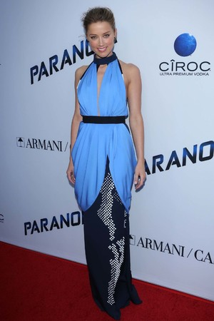 Amber Heard, RELATIVITY MEDIA Presents the US Premiere of PARANOIA, At The DGA Theatre