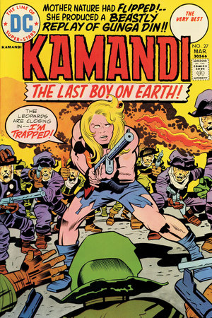 Kamandi: The Last Boy on Earth