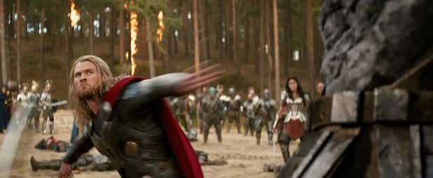 Thor: The Dark World trailer image