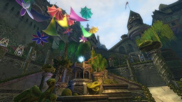 'Guild Wars 2': 'Queen's Jubilee' screenshot