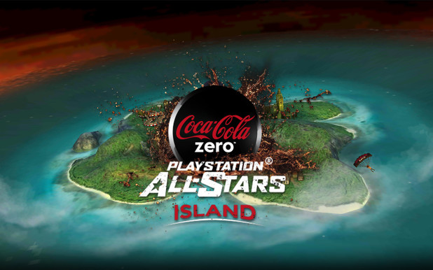 'PlayStation All-Stars Island' app