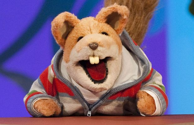 Basil Brush on 'The Paul O'Grady Show'