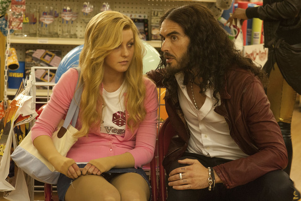 Russell Brand, Julianne Hough in Diablo Cody's Paradise