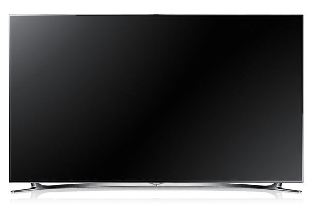 Samsung UE55F8000 television
