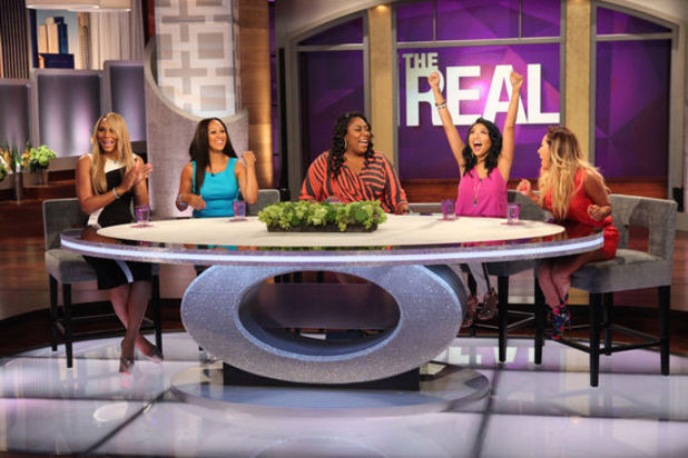 'The Real' talkshow panel