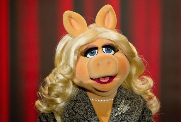 'The Muppets' film photocall, Berlin, Germany - 18 Jan 2012Miss Piggy