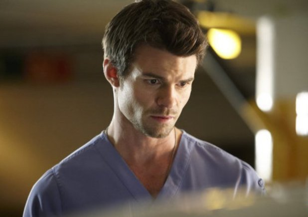 Daniel Gillies in Saving Hope