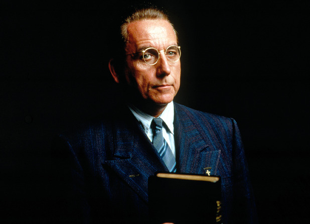 Bob Gunton in The Shawshank Redemption