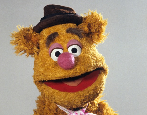 Fozzie Bear in 'The Muppet Show'