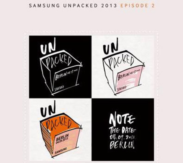 Samsung Unpacked IFA