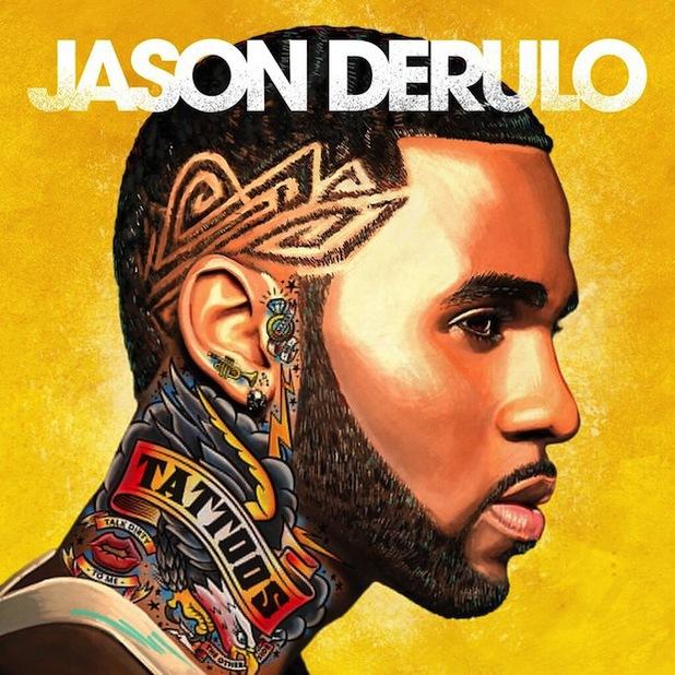 Jason Derulo 'Tattoos' album cover