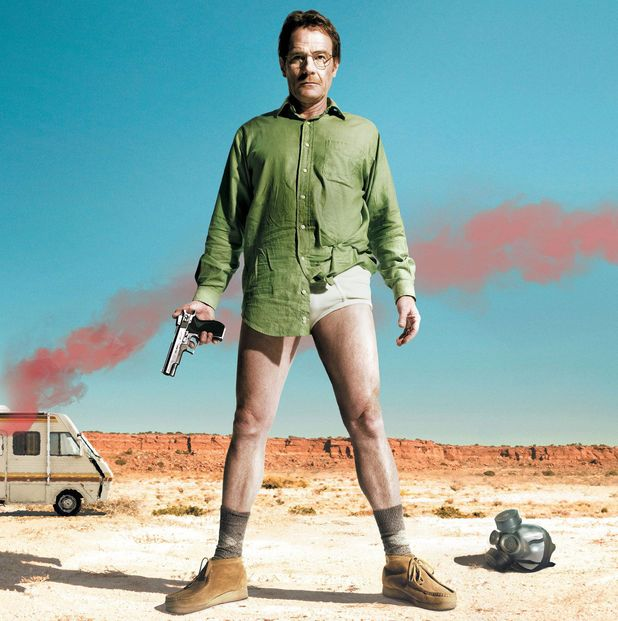 Bryan Cranston in 'Breaking Bad' season 1