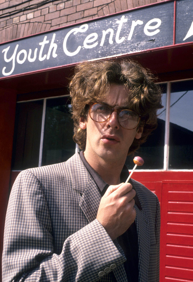 Peter Capaldi in 'Stay Lucky'