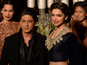 Shah Rukh, Deepika close fashion show