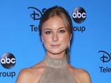 Disney & ABC TCA summer press tour held at Beverly Hilton Hotel - Arrivals People: Emily VanCamp