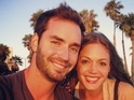 Engaged Desiree Hartsock and Chris Siegfried will move in together this weekend.