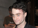 Daniel Radcliffe was unfazed by super fans during Venice press conference.