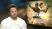 Mark Wahlberg talks to Digital Spy about starring alongside Denzel Washington in new action-comedy '2 Guns'.
