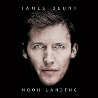 James Blunt 'Moon Landing' album artwork.