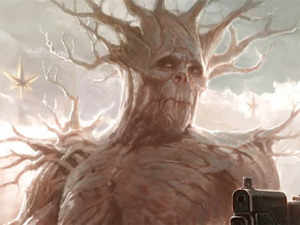 Guardians Of The Galaxy charater Groot