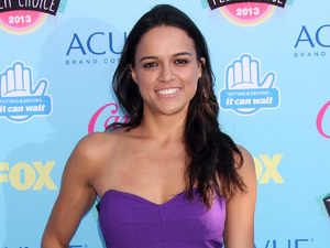 Michelle Rodriguez, 2013 Teen Choice Awards