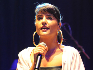 Jessie Ware performs at in Chelmsford.