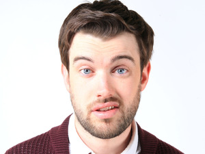 Jack Whitehall as Alfie in 'Bad Education'