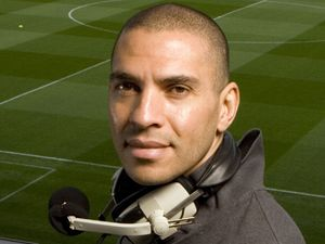 Collymore criticises Twitter over abuse