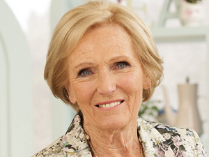 The Great British Bake Off 2013: Mary Berry