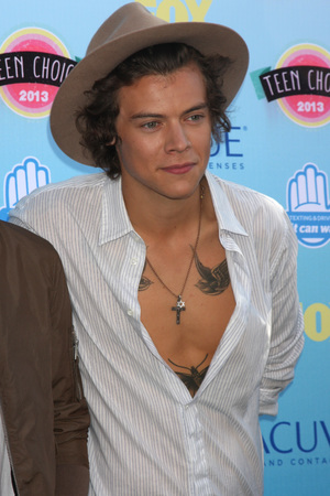 Harry Styles, 2013 Teen Choice Awards