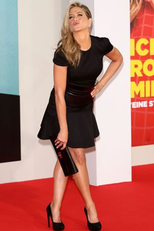 Jennifer Aniston 'We're the Millers' film premiere, Berlin, Germany - 15 Aug 2013