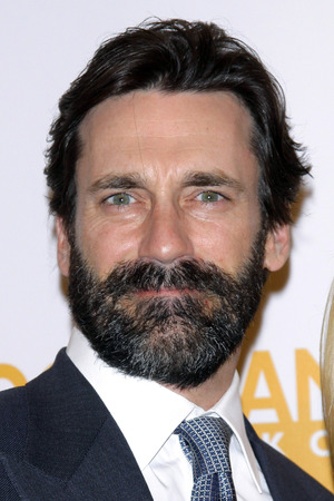 Jon Hamm at the Food Bank for New York City's Can-Do Awards, New York, America - 17 Apr 2012