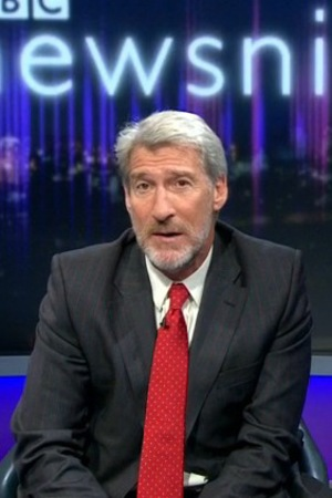Jeremy Paxman on 'Newsnight', August 12 2013 (screencap)