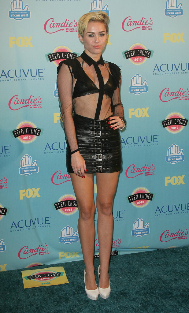 Teen Choice Awards 2013: Red carpet