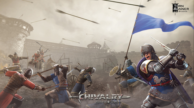 'Chivalry: Medieval Warfare' artwork