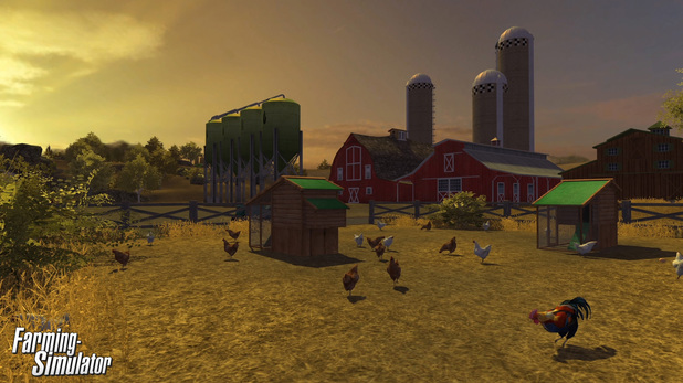 'Farming Simulator' screenshot