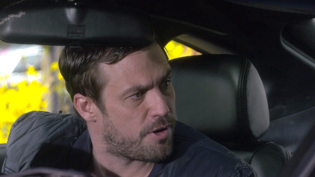 Jamie Lomas as Steve Whitehall in Doctors