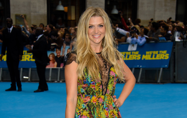 Anna Williamson at the London Premiere of 'We're the Millers'