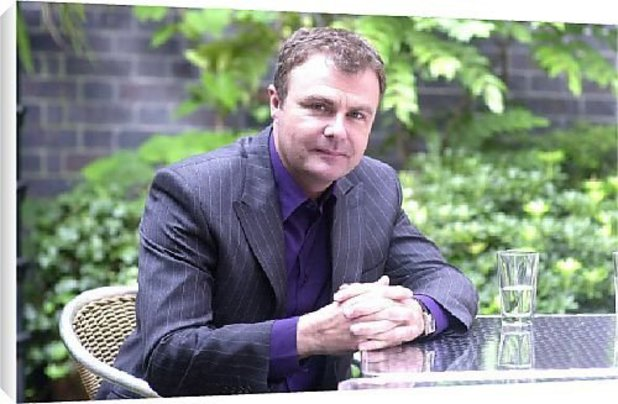 Box Canvas Print of Paul Ross
