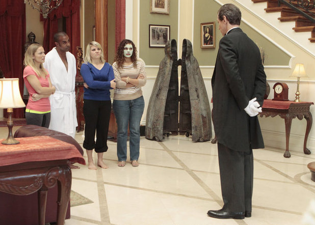 """ABC's WHODUNNIT? - """"Frost Nixin"""""""