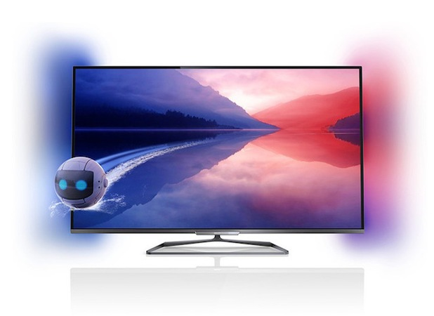 Philips UHD television
