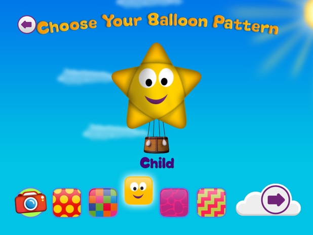 Cbeebies app