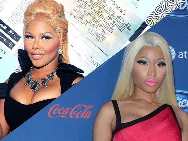 Lil Kim, Nicki Minaj