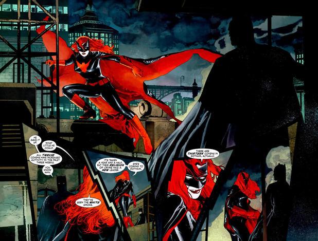 DC Comics 'Batwoman'