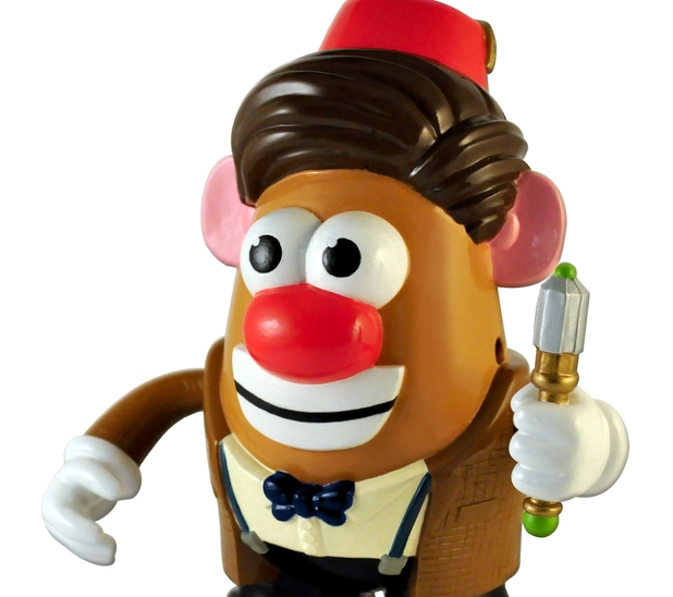 Matt Smith Potato Head