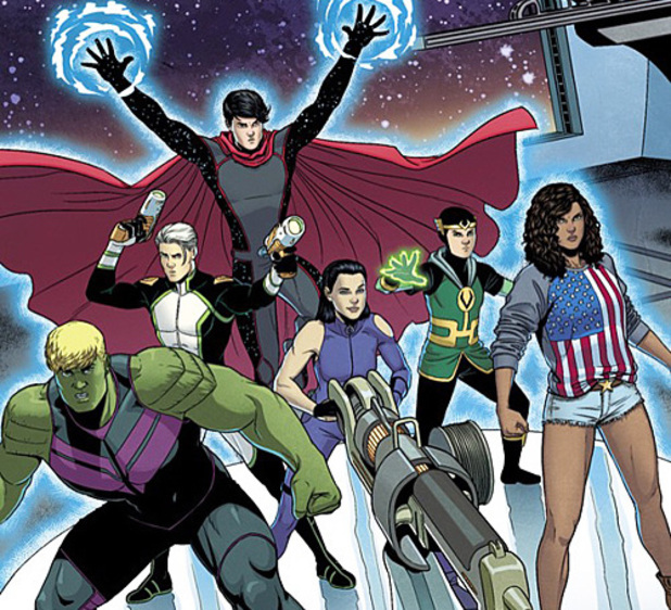 Marvel Comics' Young Avengers