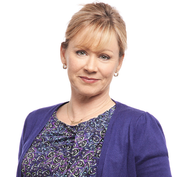 Lindsey Coulson as Carol Jackson in EastEnders
